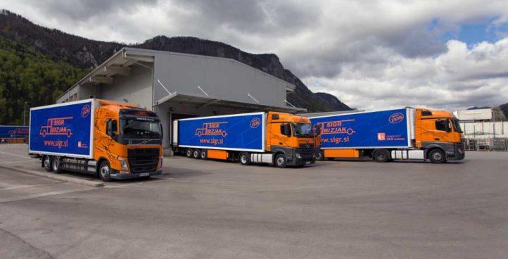 Priklopni tovornjaki