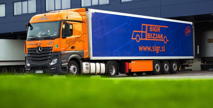 Sigr Bizjak parkirano tovorno vozilo#2