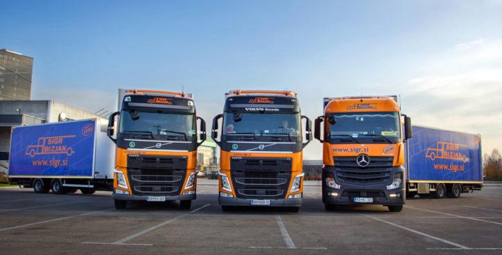 Sigr Bizjak tovorna vozila/spredaj#2