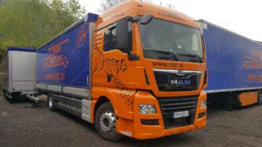 Sigr Bizjak tovorni vozili