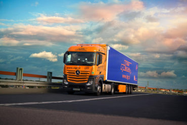 Sigr Bizjak tovorno vozilo med vožnjo#3