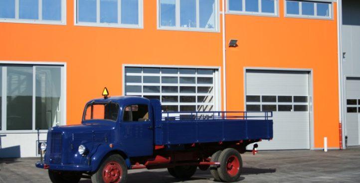 Danes-stari tovornjak