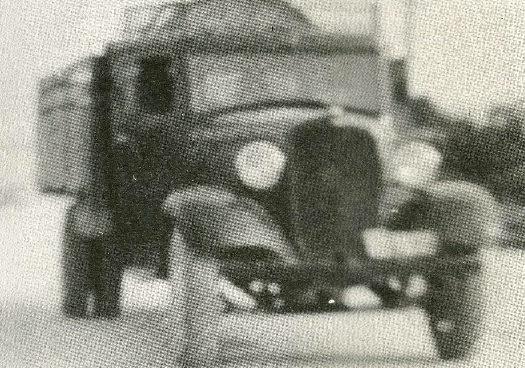 Starinsko tovorno vozilo