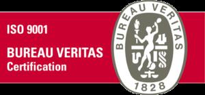 Iso BUREAU VERITAS -logo