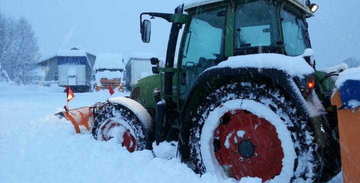 Sigr Bizjak pluženje snega.#2