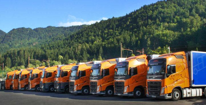 Množica transportnih vozil